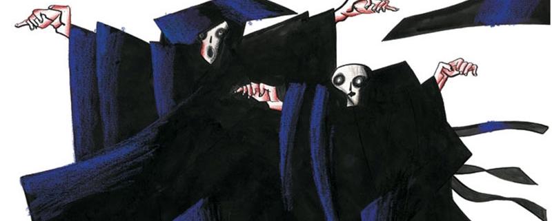 Illustrazione di Federico Maggioni