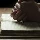 Scrivere, come pregare