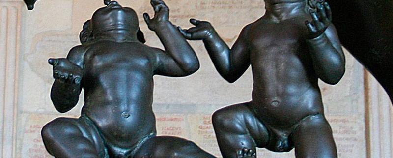 I fratelli Romolo e Remo