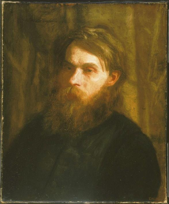 Il Bohémien, di Thomas Eakins (1890)