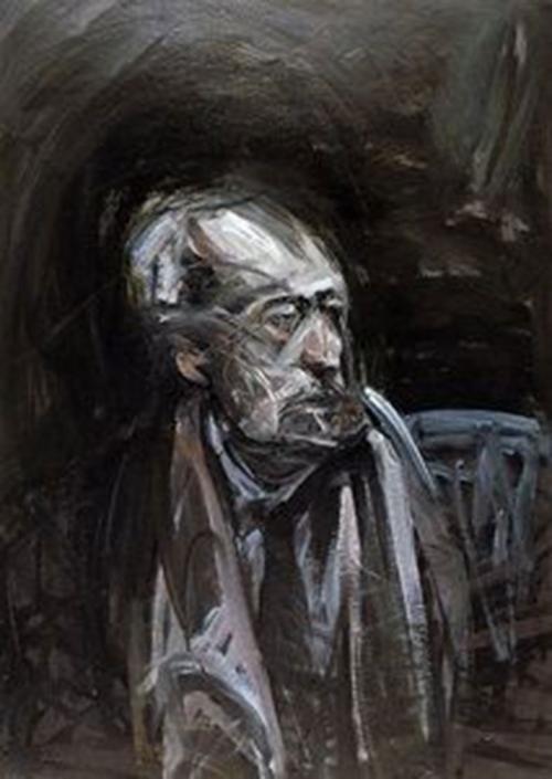 Ritratto di Roberto Sanesi