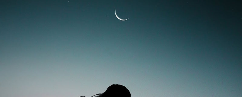 La Luna e il tu nella poesia
