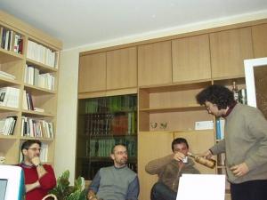 Simone Cattaneo e un secondo giro di whisky