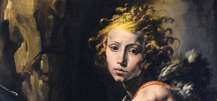 Davide e Golia di Tanzio da Varallo