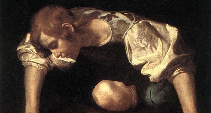 Caravaggio, Narciso