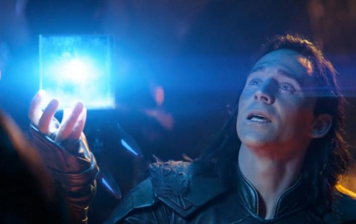 Il Tesseract, o cubo cosmico